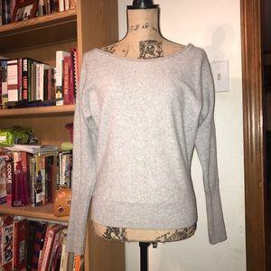 Athleta Sweater Grey Large